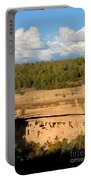 Cliff Palace Landscape Portable Battery Charger