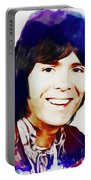 Cliff Richard, Music Legend Portable Battery Charger