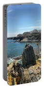 Cliff Walk View Portable Battery Charger