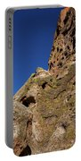 Cliffs At Bandelier Portable Battery Charger