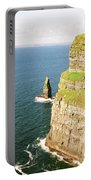 Cliffs Of Moher Portable Battery Charger