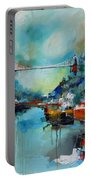 Clifton Suspension Bridge Bristol England Portable Battery Charger