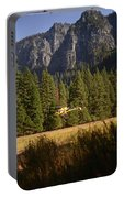 Climber Rescue Operation In Yosemite Portable Battery Charger