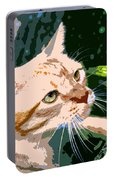 Climbing Cat Portable Battery Charger