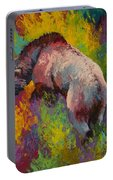 Climbing The Bank - Grizzly Bear Portable Battery Charger