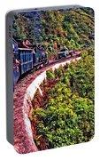 Climbing The Himalayas Portable Battery Charger