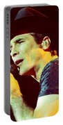Clint Black-0842 Portable Battery Charger