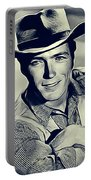 Clint Eastwood, Actor/director Portable Battery Charger