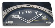 Clock Face Portable Battery Charger
