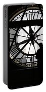 Clock Musee D'orsay Portable Battery Charger
