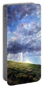 Cloud Burst Ireland Portable Battery Charger