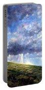 Cloud Burst Ireland Portable Battery Charger