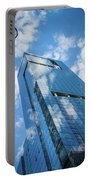Cloud Reflections Portable Battery Charger