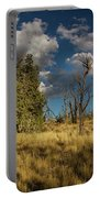 Clouds Over Mesa Verde Portable Battery Charger