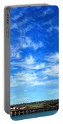 Clouds That Whisper2 Portable Battery Charger