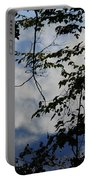 Clouds Tree Water Portable Battery Charger