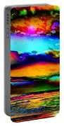 Clouds With Attitude Portable Battery Charger
