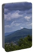 Cloudy Day In Virginia Portable Battery Charger
