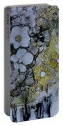 Cloudy With A Chance Of Sunshine Portable Battery Charger by Joanne Smoley