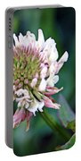 Clover Blossom Portable Battery Charger