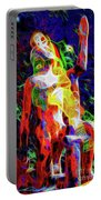 10780 Clown 3 - My Best Friend Neon Portable Battery Charger