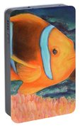 Clown Fish #310 Portable Battery Charger