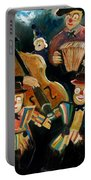 Clowns Portable Battery Charger
