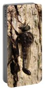Club Tailed Robber Fly Portable Battery Charger