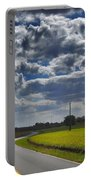 Clyde Fitzgerald Road Scenery Portable Battery Charger