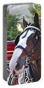 Clydesdale At Esp Portable Battery Charger