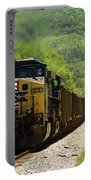 Coal Train Portable Battery Charger