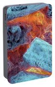 Coals And Embers Portable Battery Charger