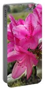 Coast Rhododendran- Washington State Flower Portable Battery Charger
