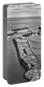 Coast - Whitby Harbour Portable Battery Charger