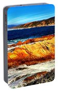Coastal Abstraction Portable Battery Charger