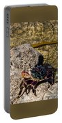 Coastal Crab Portable Battery Charger