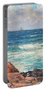 Coastal View Portable Battery Charger