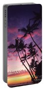 Coastline Palms Portable Battery Charger