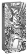 Coat Of Arms Of The House Of Dbcrer 1523 Portable Battery Charger