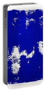 Cobalt Blue Portable Battery Charger