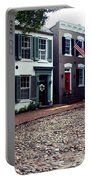 Cobblestone Street Portable Battery Charger