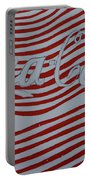 Coca Cola Antique Sign Portable Battery Charger