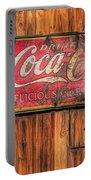 Coca Cola Barn Portable Battery Charger