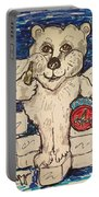 Coca Cola Bear Portable Battery Charger