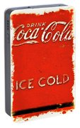 Coca-cola Cooler Portable Battery Charger