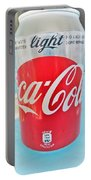 Coca Cola Light Can Portable Battery Charger