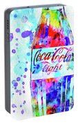Coca Cola Light Portable Battery Charger