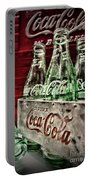 Coca Cola Vintage 1950s Portable Battery Charger