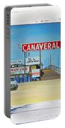 Cocoa Beach/cape Canaveral Pier Portable Battery Charger