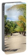 Coconut Beach Portable Battery Charger